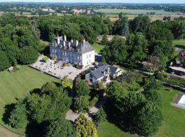 Château d'Ygrande - les Collectionneurs, Ygrande