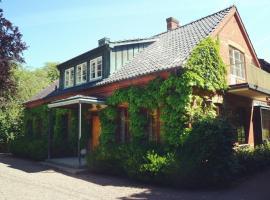 Minnesberg B&B, Trelleborg