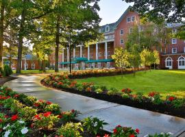 Gideon Putnam Resort & Spa, Saratoga Springs