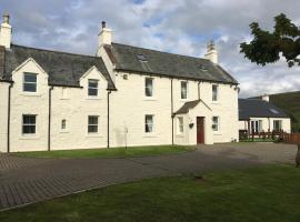 Belton House Holiday Home, Wanlockhead