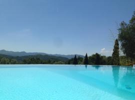 Villa Il Bottaccio, Fivizzano