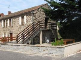 House La castagnal, Jouqueviel