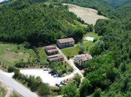 Agriturismo La Ferraia, Pianello