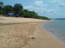 Casa de Praia, Barreiras