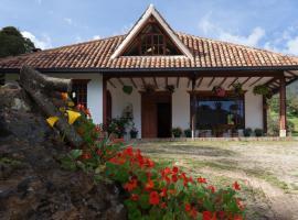 Villa del Moján, La Calera
