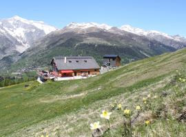 Chaeserstatt- Seminar-Lodge-Ausflug, Ernen