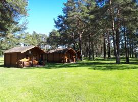 Camping Männisalu, Toila