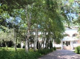 Sanatorium Ak Bulak, Taldybulak