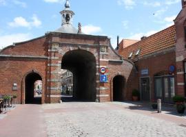 Appartementen De Kaaipoort, Aardenburg