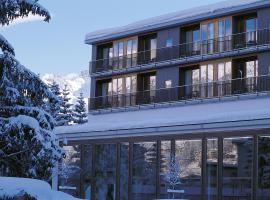 Hotel Laudinella, Saint-Moritz