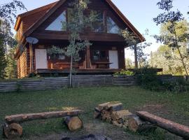 Wettstone Guest Ranch, Bridge Lake