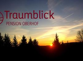 Pension Traumblick, Oberhof