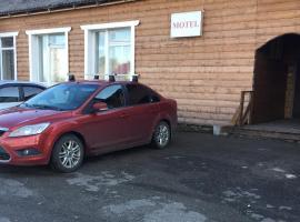 Motel Prival, Yanishpole