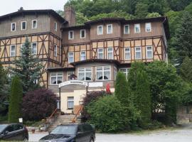Appartementanlage Hermannshöhle, Rübeland