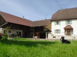 Chambres d'hotes Bairet, Saint-Bernard