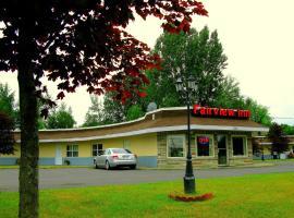 Fairview Inn, Kornvola