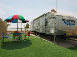 Al Khayal Beach Caravan
