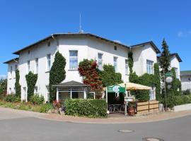 Baltisches Haus Pension Moll, Zinnowitz
