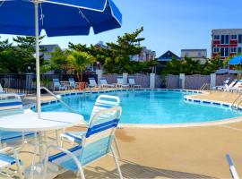 Adams Ocean Front Resort, Dewey Beach