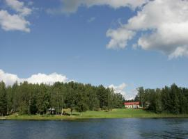 Resort Naaranlahti, Naaranlahti