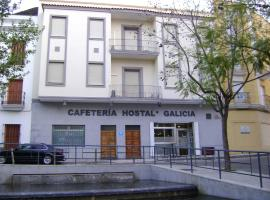 Hostal Galicia, Don Benito