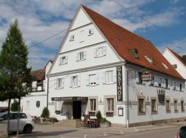 Hotel Gasthof Krone, Zusmarshausen