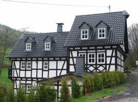 Gastehaus Dederichs, Gilgenbach
