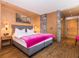 Hotel Augarten, Noištiftas