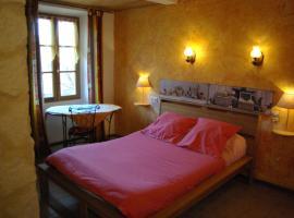 La Maison des hôtes, La Motte-du-Caire