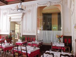 Hôtel Restaurant d'Alsace, Plombières-les-Bains