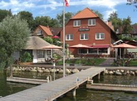 Sommerhaus am See - Römitzer Mühle, Römnitz