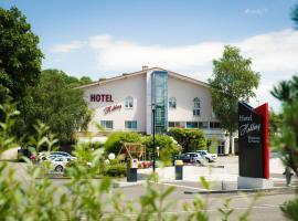 Waldhotel Hohberg, Schaffhausen