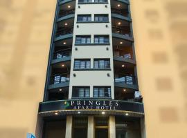 Pringles Apart hotel, Rosario