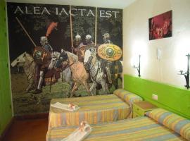 Hostal Temático El Cid, Fuengirola