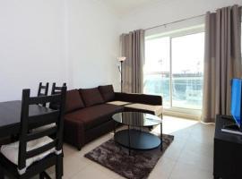 Short Booking - One Bedroom Apartment in Mayfair Residence, Business Bay, Dubaj