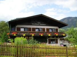 Landhaus Flatscher, Walchen