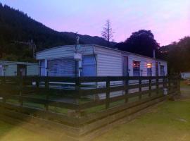 31 glenfinart Caravan park, Ardentinny