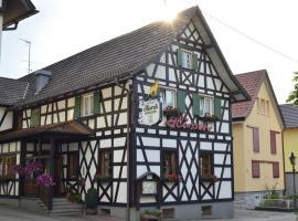 Gasthaus Hirsch, Kappelrodeck