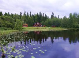 Tervajarvi Cottage, Jämsänkoski