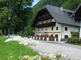 Gasthof Steinbräu, Faistenau