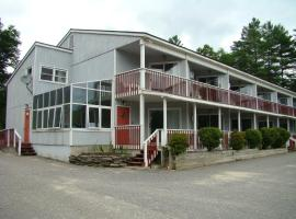 Happy Trails Motel, Ludlow