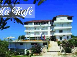 Hotel Vila Kafe, Lukovë