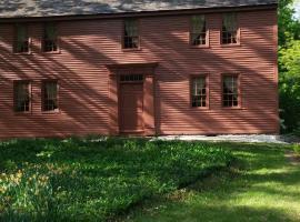 The Major John Gile House c.1763, Nottingham