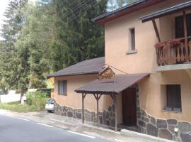 Stepet Guest House, Stoykite