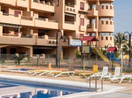斯帕麗特瑪旅遊公寓式酒店, 阿爾梅利馬