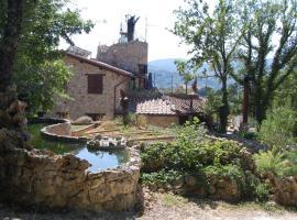 Casa Vacanze Umbria Volo Country Resort, Montecastrilli
