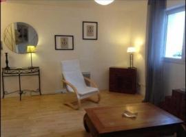 Apartment Bailly suffren, Les Michauts