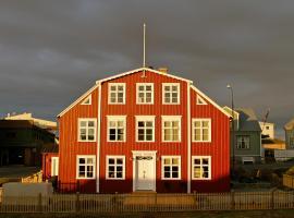 Hótel Egilsen, Stykkishólmur
