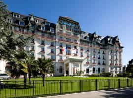 Hôtel Barrière L'Hermitage, La Baule