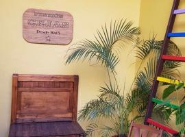 塞哈斯旅館, 聖克魯斯-德特內里費